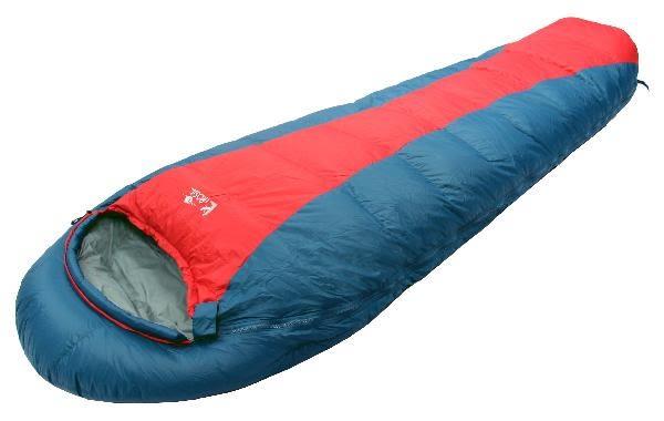 Lirosa 吉諾佳 超保暖型800g羽絨睡袋 AS800B 澳洲遊學打工 背包客棧 團購指定款【易遨遊戶外用品】