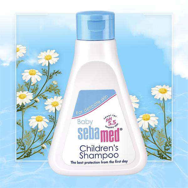 施巴嬰兒洗髮乳250ml