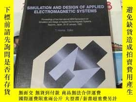 二手書博民逛書店SIMULATION罕見AND DESIGN OF APPLIE