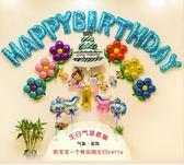 派對用品-生日布置氣球寶寶一周歲派對會場裝飾兒童生日快樂主題趴體背景墻 完美情人館