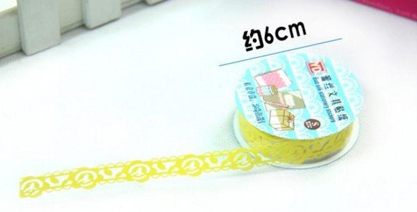 [協貿國際]  彩色膠帶相片貼膠紙裝飾 (6個價)