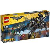 樂高Lego BATMAN MOVIE 蝙蝠俠電影【70908 蝙蝠疾行者】