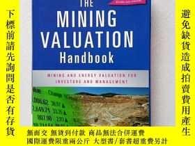 二手書博民逛書店The罕見Mining Valuation Handbook(英