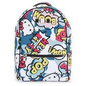 SAVE MY BAG Zaino系列限量Hello Kitty輕量防水後背包(藍色)280006-1