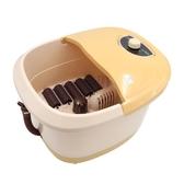 KH/康豪足浴盆全自動電加熱按摩洗腳器恒溫沐足泡腳桶足療機家用一條街 居享優品