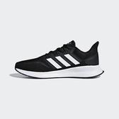 ADIDAS系列-男款 RUNFALCON 黑色 慢跑鞋-NO.F36199