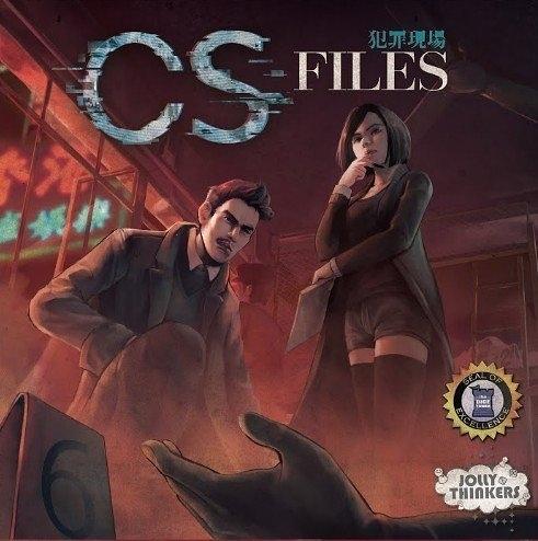 『高雄龐奇桌遊』 犯罪現場 CS-Files 繁體中文新版 正版桌上遊戲專賣店