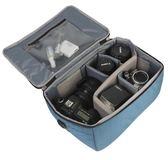 數碼單反相機包單肩斜挎攝影包相機鏡頭收納包單反內膽包 內膽袋