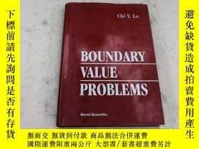二手書博民逛書店Boundary罕見Value Problems【大32開.精裝】Y10249 Chi Y.LO world