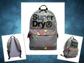 美國代購 Superdry 極度乾燥 Two Tone Splatter Montana 背包