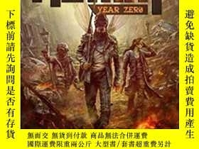 二手書博民逛書店Mutant罕見Year Zero 突變 年:伊甸之路 核心規則