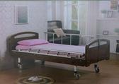 電動床/ 電動病床(F-01)居家型 單馬達 LA木飾造型板