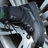 超輕透氣特種兵軍靴男作戰靴戶外登山靴陸戰靴沙漠戰術靴耐磨軍鞋