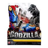 BANDAI軟膠 哥吉拉Godzilla 彩虹摩斯拉 【鯊玩具Toy Shark】