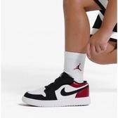 【現貨折後$1780再送贈品】NIKE Air Jordan 1 Low ALT PS Black Toe 黑 紅 喬丹 飛人 AJ1 童鞋 中童鞋 運動鞋