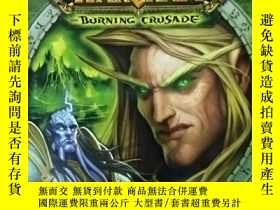 二手書博民逛書店World罕見of Warcraft: The Burning