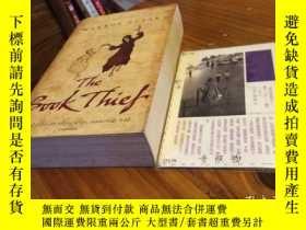 二手書博民逛書店英文原版罕見the book thief 偷書賊Y181828