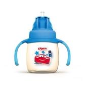 貝親 PIGEON 迪士尼 PPSU 階段式訓練吸管杯250ml-藍(閃電麥坤)P78512(三階)[衛立兒生活館]