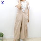 【春夏新品】American Bluedeer -吊帶寬褲裙 二色