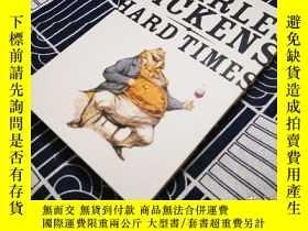 二手書博民逛書店Hard罕見Times 艱難時世 狄更斯作品 毛邊本Y149618 (英)Charles Dickens 著