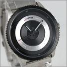 【萬年鐘錶】 LICORNE力抗錶 黑 時尚錶 LI009MTBI-1