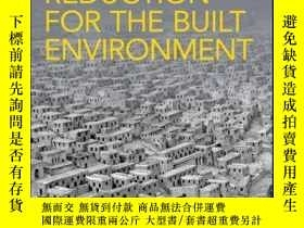 二手書博民逛書店Disaster罕見Risk Reduction for the Built EnvironmentY4100