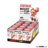 STAYREAL 七彩杯緣小鼠 - 盒裝(12隻)