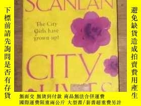 二手書博民逛書店英文原版罕見City lives by Patricia Scanlan 著Y278082 Patricia