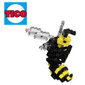 【Tico微型積木】蜜蜂 (9527)