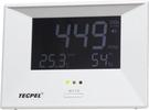TECPEL 泰菱 二氧化碳監測儀含溫濕度顯示 ZG-1683R