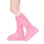 現貨 鞋套 雨鞋 防雨套 防雨 防滑 雨靴套 長版 兒童高筒防水鞋套 ✭米菈生活館✭【N233】