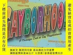 二手書博民逛書店Greetings罕見from the Gayborhood: