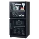 防潮家 121公升電子防潮箱 FD-118C 日製濕度錶機芯、工研院溼度取樣校正