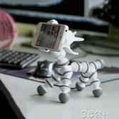 懶人支架 小馬手機支架懶人創意桌面小狗小牛手機支架蘋果華為通用卡通 3C公社YYP