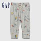 Gap嬰兒 布萊納小熊系列 柔軟童趣印花...