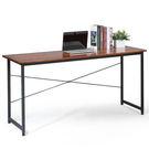 【森可家居】簡約工業風5尺書桌 7SB2...