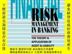 二手書博民逛書店Financial罕見Risk Management In Ba