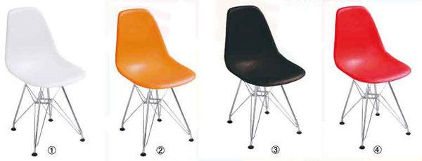 【南洋風休閒傢俱】設計單椅系列 –B0-65鐵腳椅 木頭腳椅鐵腳 造型椅 時尚椅(531-7)
