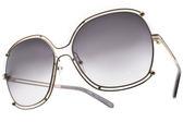Chloe 太陽眼鏡 CE129S 744 (金) 經典潮流熱銷款 # 金橘眼鏡