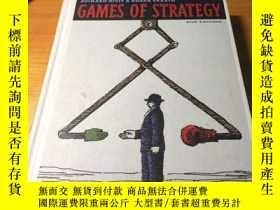 二手書博民逛書店Games罕見of Strategy (2nd Edition)