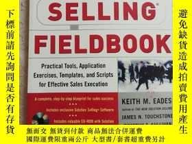 二手書博民逛書店The罕見Solution Selling Fieldbook【 】 Y205621 Keith M.(基斯·