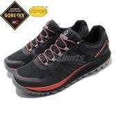 Merrell 戶外鞋 Nova GTX 黑 紅 Gore-Tex 防水 透氣 越野 休閒鞋 運動鞋 男鞋【PUMP306】 ML48821