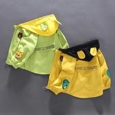 兒童外套 童裝男童風衣外套春秋款兒童秋裝新品洋氣韓版寶寶外套潮 快速出貨