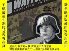 二手書博民逛書店【罕見】2016年出版 Waffen-SS Camouflage Uniforms, Vol. 1: Helmet