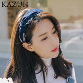 頭箍韓版韓國寬邊簡約百搭壓發卡發箍女韓版頭飾甜美淑女成人