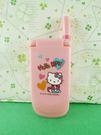 【震撼精品百貨】Hello Kitty 凱蒂貓~計算機-摺疊手機造型