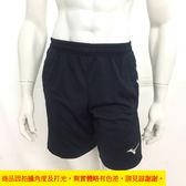 MIZUNO  美津濃  羽球針織短褲  (丈青)   舒適 透氣排汗 72TB8A0114【 胖媛的店 】
