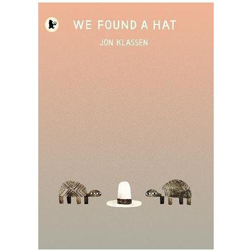 麥克書店We Found a Hat幽默趣味英文圖畫童書Jon Klassen