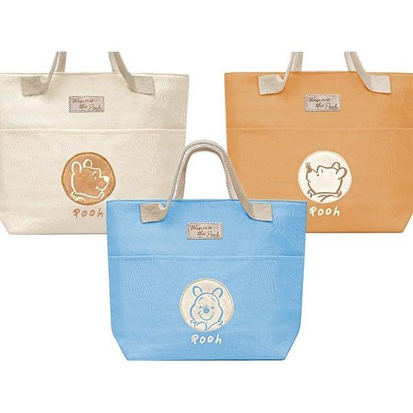 Disney 迪士尼 維尼日和-輕巧手提保溫袋(1入) 款式可選【小三美日】