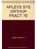 二手書博民逛書店《Apley s System of Orthopaedics